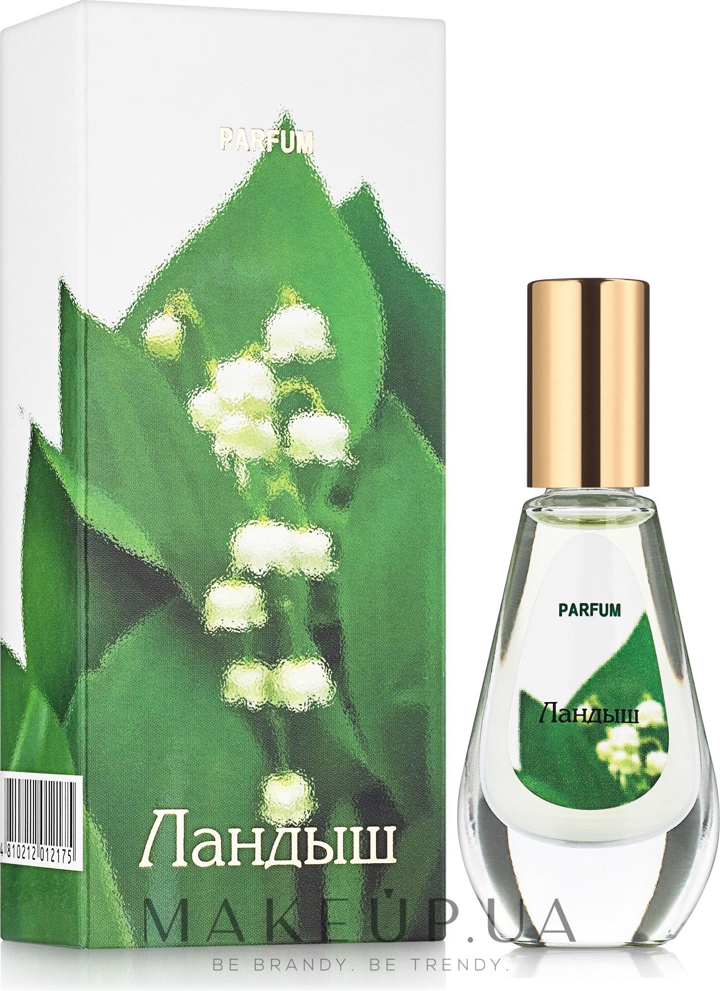 Dilis Parfum Floral Collection Ландыш - Духи — фото 9.5ml