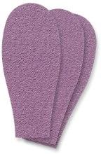 Духи, Парфюмерия, косметика Сменные рефиллы для педикюрной пилки фиолетовые, 80 грит - Solomeya
