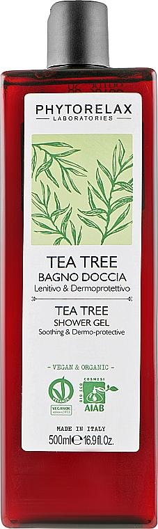 Гель для душа - Phytorelax Laboratories Tea Tree Shower Gel