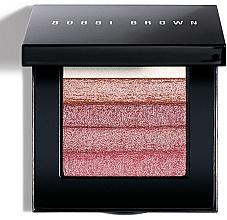 Духи, Парфюмерия, косметика Румяна с эффектом сияния - Bobbi Brown Shimmer Brick Compact