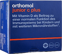 """Духи, Парфюмерия, косметика Витамины для детей """"Junior C Plus"""", лесные ягоды - Orthomol Immun"""