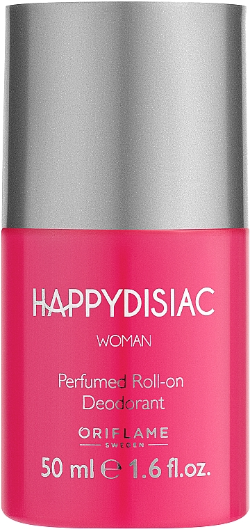 Oriflame Happydisiac Woman - Дезодорант