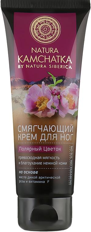 """Смягчающий крем для ног """"Полярный Цветок"""" - Natura Siberica Natura Kamchatka Feet Cream"""
