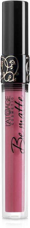 Жидкая помада для губ - Latuage Cosmetic Be Matte