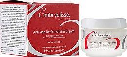 Духи, Парфюмерия, косметика Антивозрастной крем для упругости кожи - Embryolisse Laboratories Anti-age Redensifiante Cream