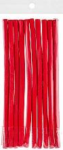 Духи, Парфюмерия, косметика Гибкие бигуди, 1,0х20 см, красные - Baihe Hair
