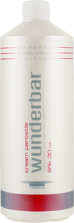 Кремовый окислитель 9% - Wunderbar Oxidizer