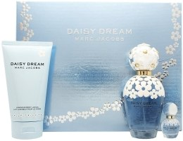 Духи, Парфюмерия, косметика Marc Jacobs Daisy Dream - Набор (edt/100ml + edt/4ml + b/lot/150ml)
