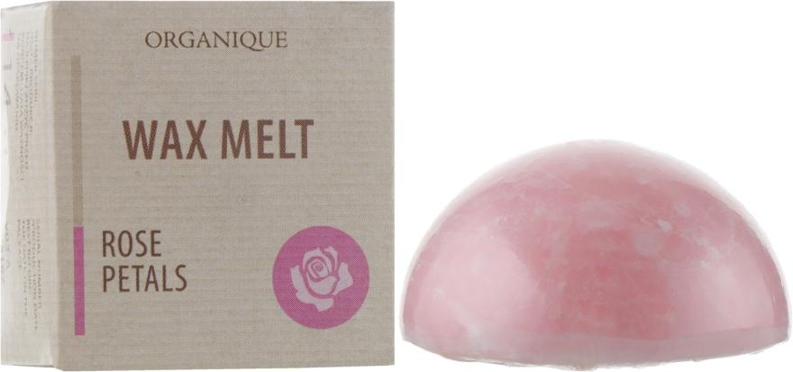 """Ароматный тающий воск """"Лепестки розы"""" - Organique Wax Melt Rose Petals"""