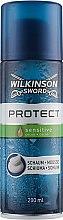 Духи, Парфюмерия, косметика Пена для бритья - Wilkinson Sword Protect Foam Sensitive