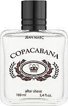 Духи, Парфюмерия, косметика Jean Marc Copacabana - Лосьон после бритья (тестер)