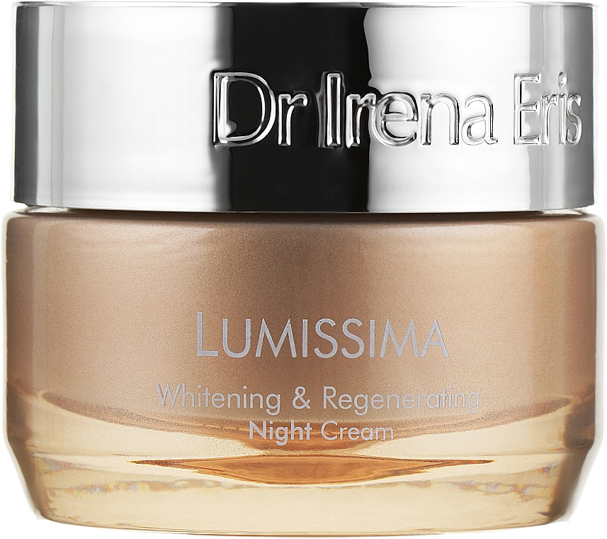 Восстанавливающий ночной крем - Dr. Irena Eris Lumissima Whitening & Regenerating Night Cream
