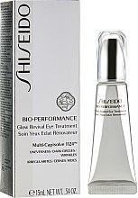 Духи, Парфюмерия, косметика Интенсивный корректирующий крем для глаз - Shiseido Bio-Performance Glow Revival Eye Treatment