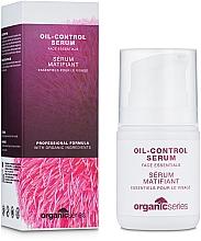 Духи, Парфюмерия, косметика Сыворотка для жирной кожи - Organic Series Oil-Control Serum