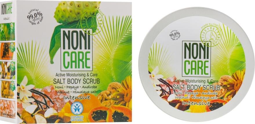 "Скраб для тела ""Гималайская соль"" - Nonicare Intensive Salt Body Scrub"