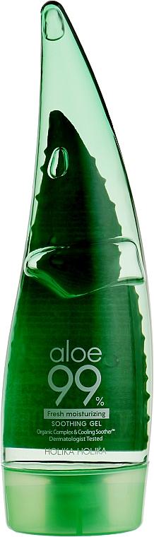 Успокаивающий и увлажняющий гель с алоэ - Holika Holika Aloe 99% Soothing Gel — фото N3