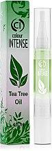 """Духи, Парфюмерия, косметика Масло для ногтей и кутикулы """"Чайное дерево"""" - Colour Intense Tea Tree Oil Pencil"""
