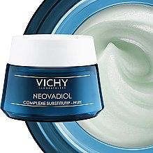 Антивозрастной ночной крем-уход с компенсирующим эффектом для всех типов кожи - Vichy Neovadiol Nuit Compensating Complex  — фото N3