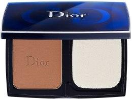 Духи, Парфюмерия, косметика Пудра компактная - Dior Diorskin Forever Compact SPF 25 (тестер в коробке)