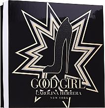 Духи, Парфюмерия, косметика Carolina Herrera Good Girl - Набор (edp/80ml + b/lot/100ml)