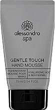 Духи, Парфюмерия, косметика Мусс для рук - Alessandro International Spa Gentle Touch Hand Mousse