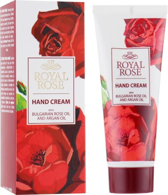 Крем для рук - BioFresh Royal Rose Hand Cream