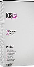 Духи, Парфюмерия, косметика Средство для химической завивки волос, щадящее, для окрашенных волос - Kis NeutraWave 2 Perm