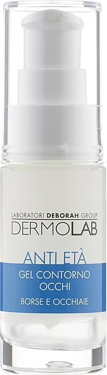 Гель для век - Deborah Dermolab Anti-aging Eye Contoure Gel Bags and Dark Circles