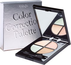 Духи, Парфюмерия, косметика Корректор для лица - Karaja Color Correction Palette