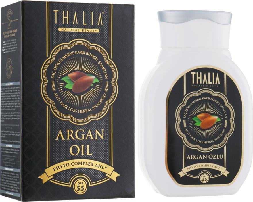 Шампунь для волос с аргановым маслом - Thalia Anti Hair Loss Shampoo