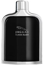 Духи, Парфюмерия, косметика Jaguar Classic Black - Туалетная вода (тестер с крышечкой)