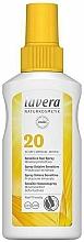 Духи, Парфюмерия, косметика Солнцезащитный спрей для чуствительной кожи - Lavera Sensitive Sun Spray SPF 20