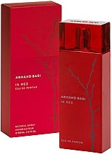 Духи, Парфюмерия, косметика Armand Basi In Red - Парфюмированная вода (тестер без крышечки)