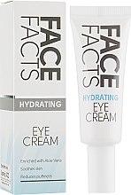 Духи, Парфюмерия, косметика Крем для области вокруг глаз - Face Facts Hydrating Eye Cream