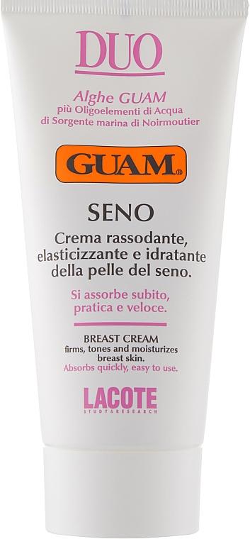 Крем подтягивающий для груди и тела с увлажняющим эффектом - Guam Duo Breast Cream