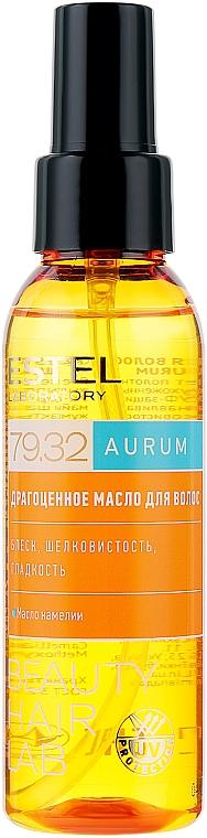 Драгоценное масло для волос - Estel Professional Beauty Hair Lab 79.32 Aurum
