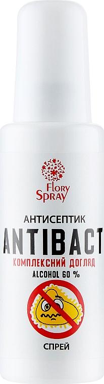 """Антисептик для рук """"Antibact"""" - Флори Спрей"""
