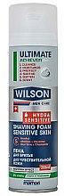 Духи, Парфюмерия, косметика Пена для бритья - Wilson Men Care Hydra Sensitive