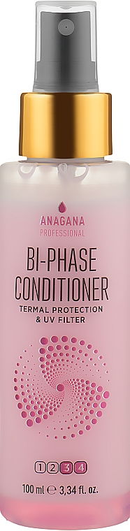 "Двухфазный кондиционер ""Термозащита"" - Anagana Bi-Phase Conditioner Thermal Protection & UV-Filter"