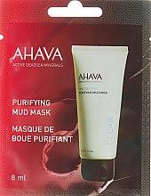 Духи, Парфюмерия, косметика Грязевая маска для лица - Ahava Time To Clear Purifying Mud Mask (пробник)