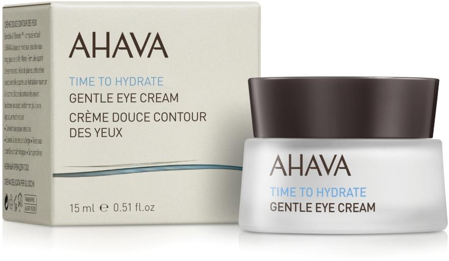 Крем для кожи вокруг глаз - Ahava Time To Hydrate Gentle Eye