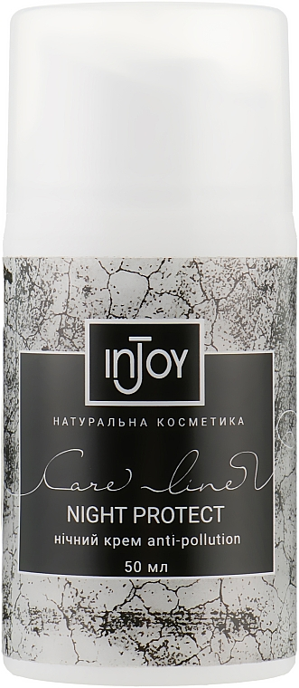 Ночной крем anti-pollution «Night Protect» - InJoy Care Line