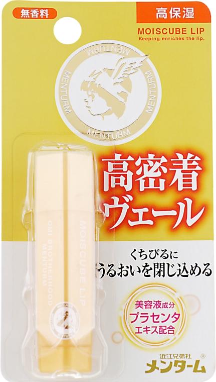 Бальзам для губ с экстрактом плаценты - Omi Brotherhood Moiscub Lip Placenta