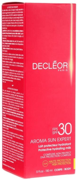 Молочко защитное увлажняющее для тела SPF30 - Decleor Aroma Sun Expert Protective Hydrating Milk SPF30