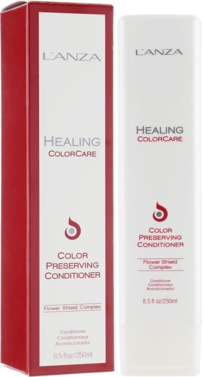 Кондиционер для защиты цвета волос - L'Anza Healing ColorCare Color-Preserving Conditioner
