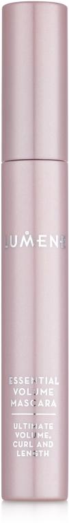 Объемная и удлиняющая тушь для ресниц - Lumene Essential Volume