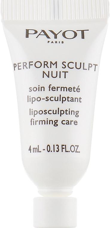 Ночной крем для моделирования овала лица - Payot Perform Sculpt Nuit (пробник)