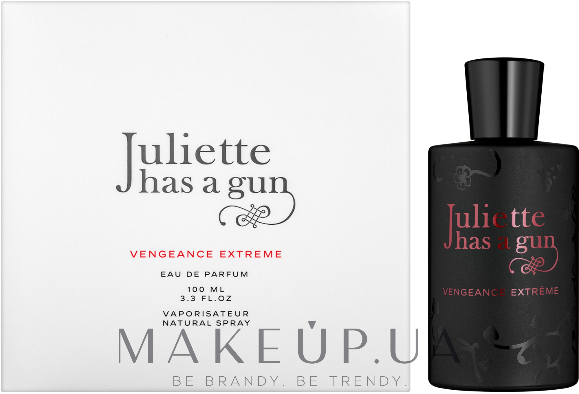 Juliette Has A Gun Vengeance Extreme - Парфумована вода — фото 100ml