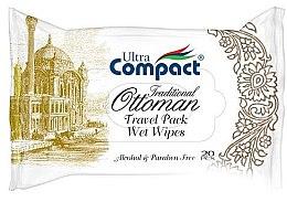 Духи, Парфюмерия, косметика Влажные салфетки - Ultra Compact Ottoman Travel