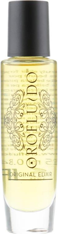 Эликсир красоты - Orofluido Original Elixir Remarkable Silkiness, Lightness And Shine — фото N2